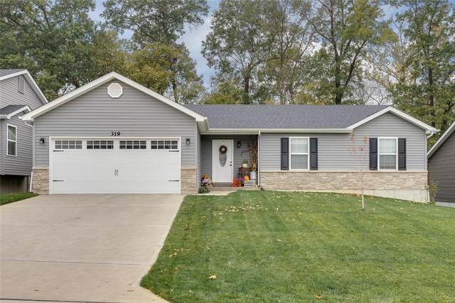 319 Touchdown Drive, Foristell, MO 63348 (#20075569) :: St. Louis Finest Homes Realty Group