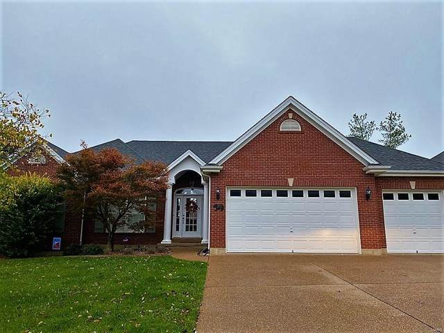 3016 Bear Ridge Drive, Wentzville, MO 63385 (#20075607) :: Parson Realty Group