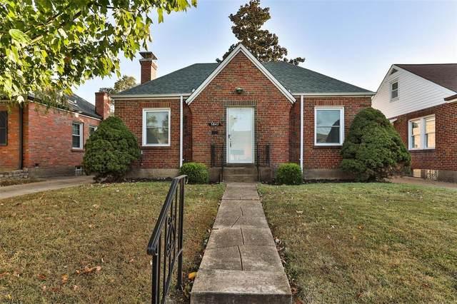 5842 Rhodes Avenue, St Louis, MO 63109 (#20075610) :: Peter Lu Team