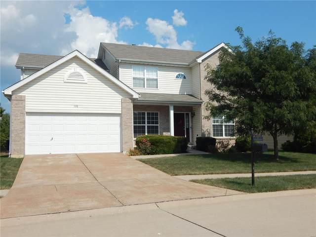 140 Brookfield Boulevard, Wentzville, MO 63385 (#20075638) :: Clarity Street Realty