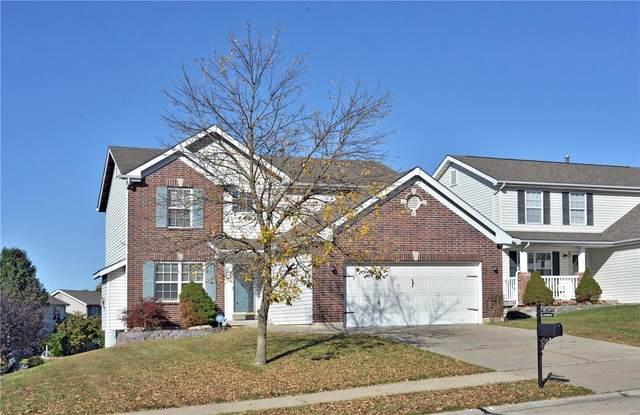 1227 Flintshire Lane, Lake St Louis, MO 63367 (#20075648) :: Kelly Hager Group | TdD Premier Real Estate