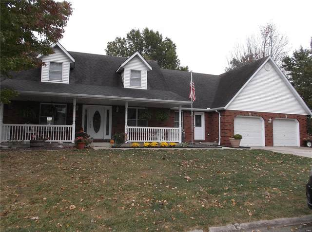 204 Cortner Drive, Smithton, IL 62285 (#20075666) :: Walker Real Estate Team