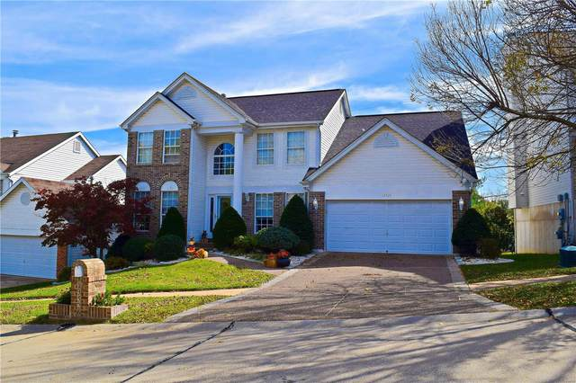 13526 Becker Place, St Louis, MO 63128 (#20075706) :: The Becky O'Neill Power Home Selling Team