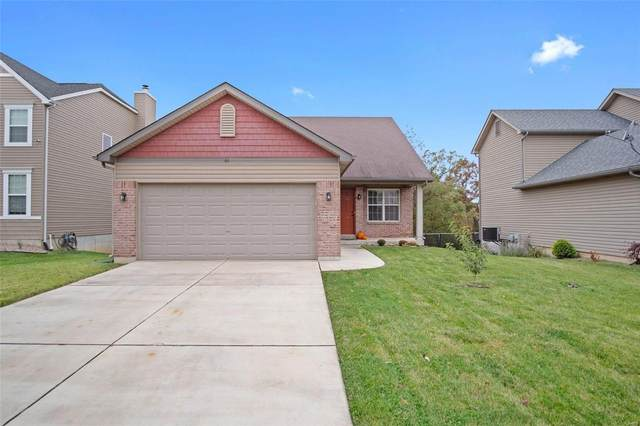 61 Huntleigh Woods Court, Foristell, MO 63385 (#20075763) :: Kelly Hager Group | TdD Premier Real Estate
