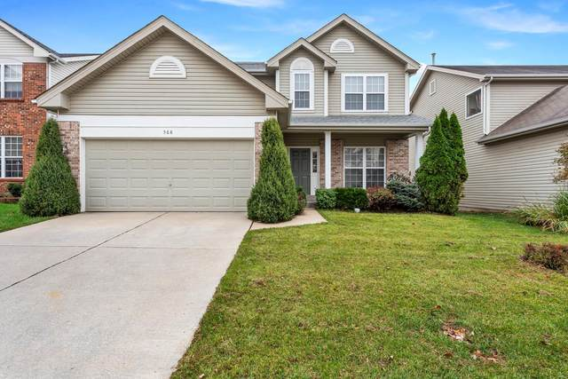 568 Bluffs View, Eureka, MO 63025 (#20075766) :: The Becky O'Neill Power Home Selling Team