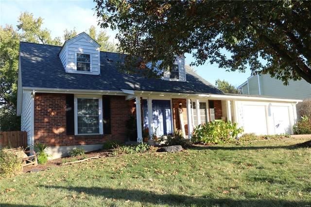 1348 Cave Springs Estate Drive, Saint Peters, MO 63376 (#20075768) :: RE/MAX Vision