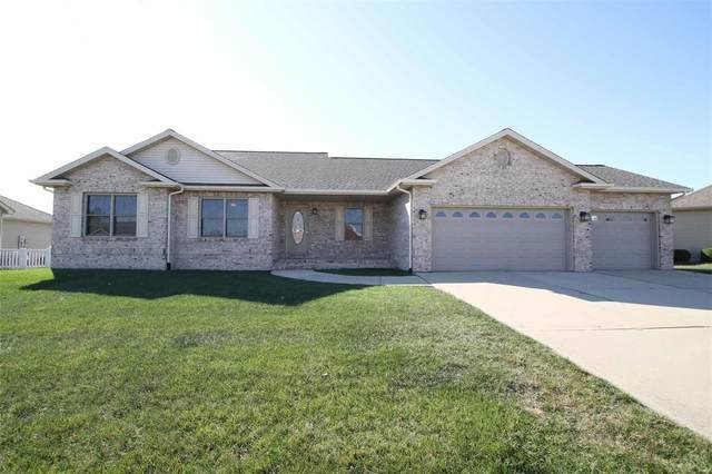 220 Baneberry Drive, Highland, IL 62249 (#20075784) :: The Becky O'Neill Power Home Selling Team
