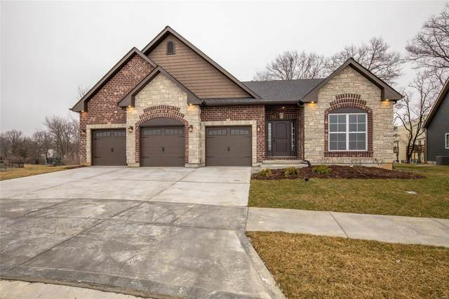 104 Wolf Den Court, Lake St Louis, MO 63367 (#20075806) :: St. Louis Finest Homes Realty Group