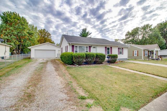 1102 W Spruce Street, Jerseyville, IL 62052 (#20075807) :: The Becky O'Neill Power Home Selling Team