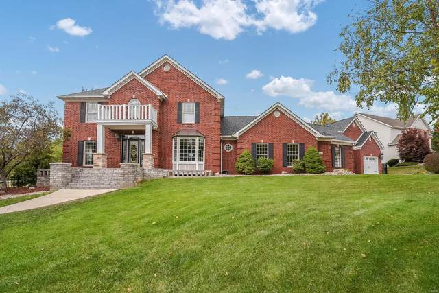 1 Lilac Lane, Bethalto, IL 62010 (#20075818) :: Tarrant & Harman Real Estate and Auction Co.