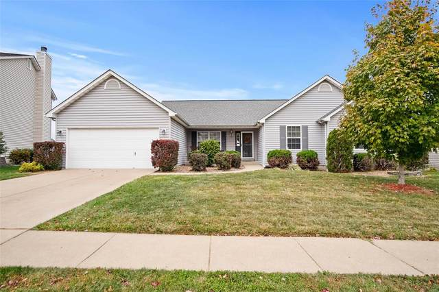 1227 Grand Canyon Drive, Wentzville, MO 63385 (#20075820) :: Kelly Hager Group | TdD Premier Real Estate