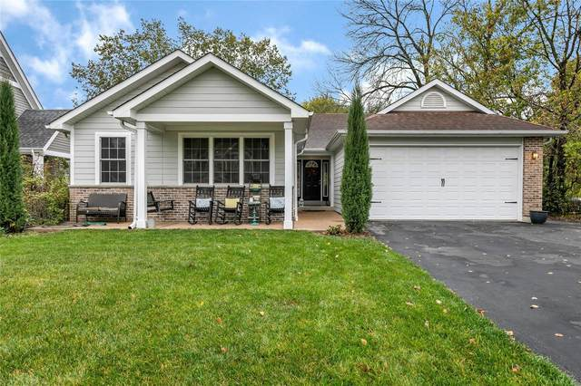 431 S Harrison Avenue, St Louis, MO 63122 (#20075874) :: St. Louis Finest Homes Realty Group