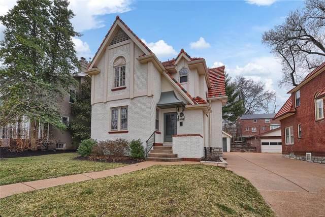 7383 Norwood Avenue, University City, MO 63130 (#20075884) :: Kelly Hager Group   TdD Premier Real Estate