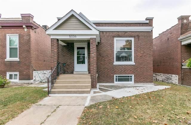 5036 Newport Avenue, St Louis, MO 63116 (#20075897) :: Parson Realty Group