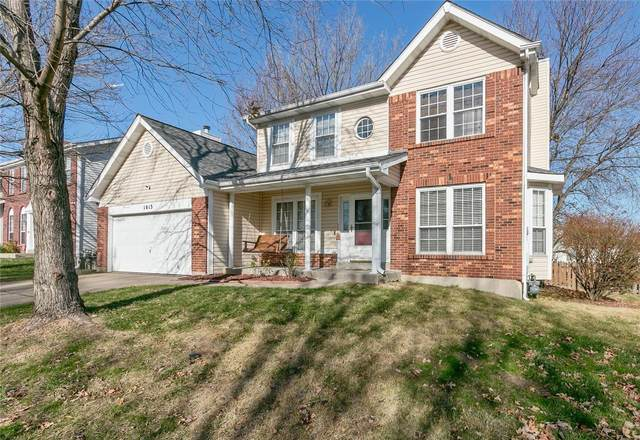 1013 Sweepstakes Lane, Florissant, MO 63034 (#20075912) :: The Becky O'Neill Power Home Selling Team
