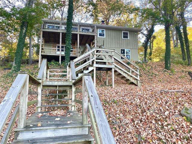1167 Lakeshore Drive, GOREVILLE, IL 62939 (#20075921) :: Tarrant & Harman Real Estate and Auction Co.