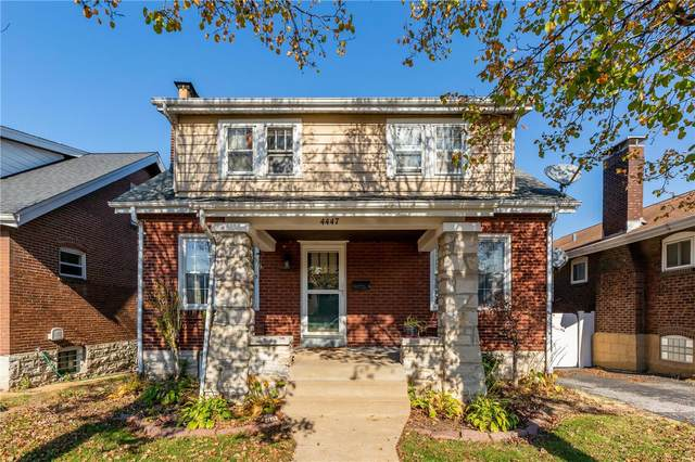 4447 Beethoven Avenue, St Louis, MO 63116 (#20075937) :: The Becky O'Neill Power Home Selling Team