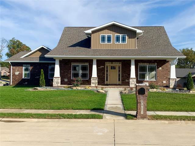 8901 Rock Creek Drive, Saint Jacob, IL 62281 (#20075938) :: Fusion Realty, LLC