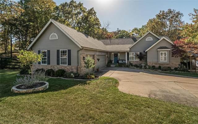 1602 Strecker Woods Court, Wildwood, MO 63011 (#20075956) :: Kelly Hager Group   TdD Premier Real Estate