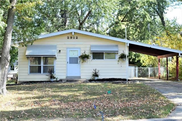2912 Krem Avenue, St Louis, MO 63114 (#20075976) :: Parson Realty Group