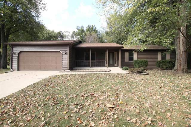 1993 Raintree Trail, Collinsville, IL 62234 (#20076037) :: Clarity Street Realty