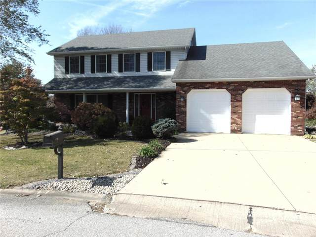 282 Andes Dr, Glen Carbon, IL 62034 (#20076038) :: The Becky O'Neill Power Home Selling Team