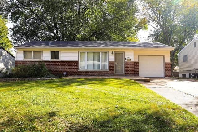 140 Lynn Meadows Lane, Florissant, MO 63033 (#20076044) :: The Becky O'Neill Power Home Selling Team