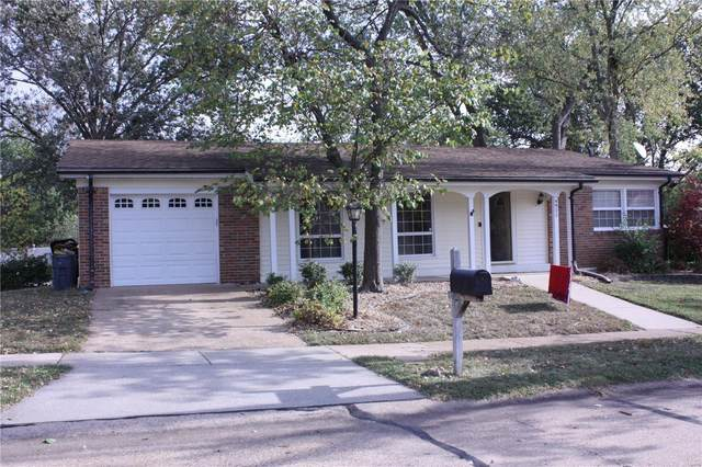 4925 Marchwood, St Louis, MO 63128 (#20076061) :: Clarity Street Realty