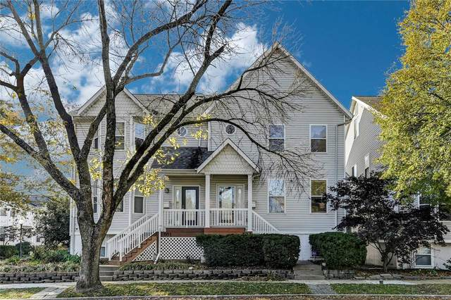 503 W Kingsbury, St Louis, MO 63112 (#20076101) :: Parson Realty Group