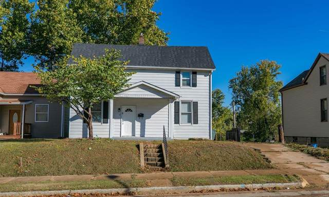 4467 Beck Avenue, St Louis, MO 63116 (#20076111) :: Clarity Street Realty