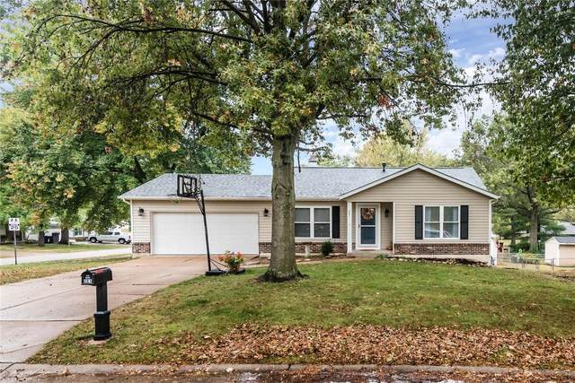 201 Driftwood, Saint Peters, MO 63376 (#20076133) :: Parson Realty Group
