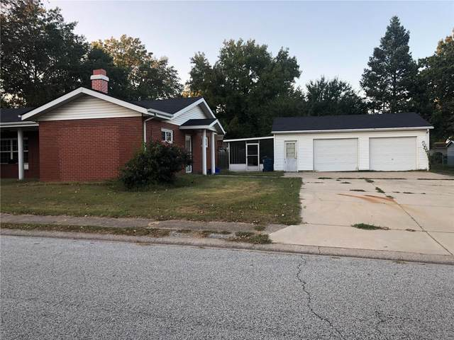 911 Hawthorne Avenue, Wood River, IL 62095 (#20076149) :: Clarity Street Realty