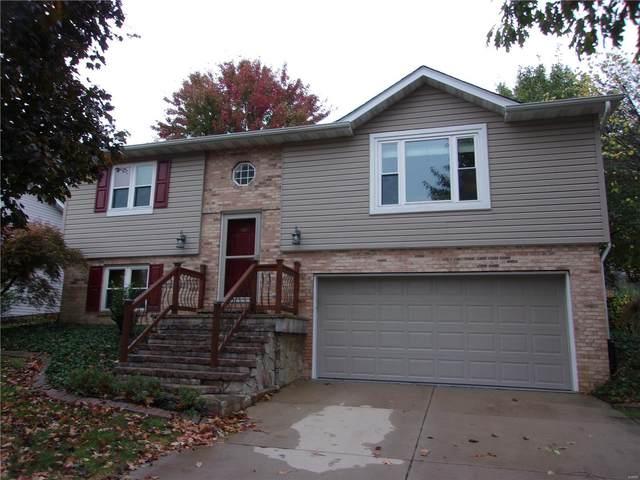119 Bayfield Drive, Glen Carbon, IL 62034 (#20076161) :: Fusion Realty, LLC