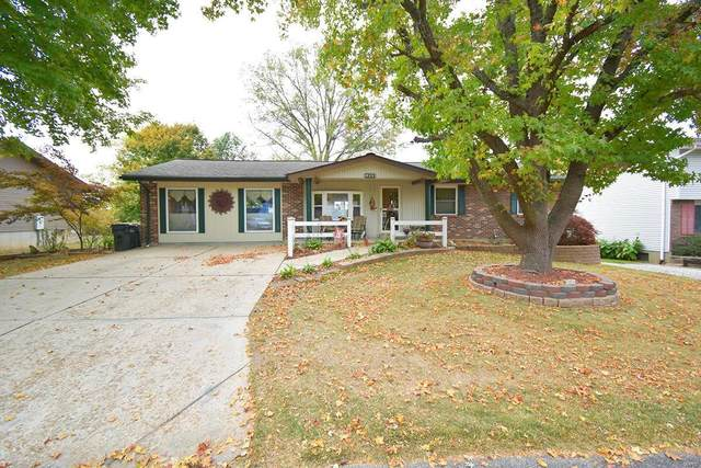 1055 Southcrest Drive, Arnold, MO 63010 (#20076164) :: The Becky O'Neill Power Home Selling Team