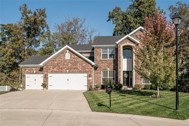 511 Autumn Gate Court, Lake St Louis, MO 63367 (#20076166) :: St. Louis Finest Homes Realty Group