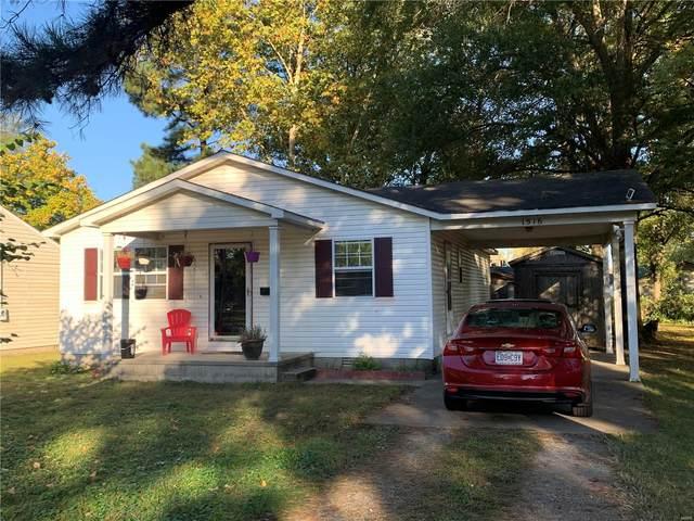 1516 Bethel Street, Poplar Bluff, MO 63901 (#20076190) :: The Becky O'Neill Power Home Selling Team
