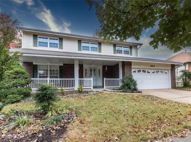 557 May Valley Drive, Fenton, MO 63026 (#20076194) :: PalmerHouse Properties LLC