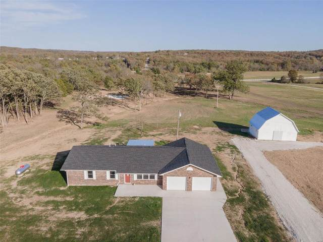 12426 County Road 8050, Rolla, MO 65401 (#20076198) :: Matt Smith Real Estate Group