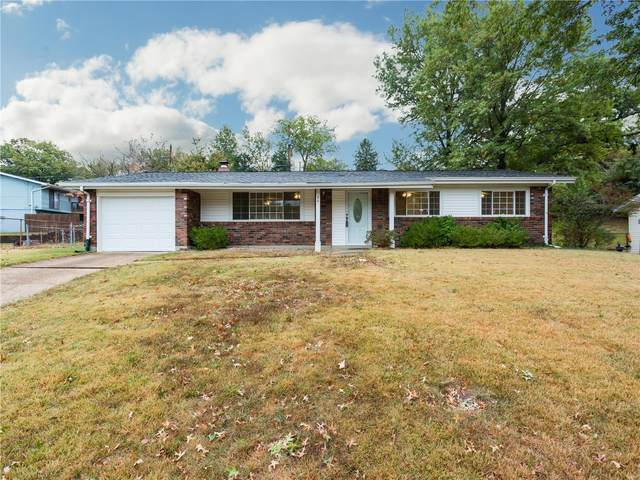 802 Parkfield Terr, Ballwin, MO 63021 (#20076204) :: The Becky O'Neill Power Home Selling Team