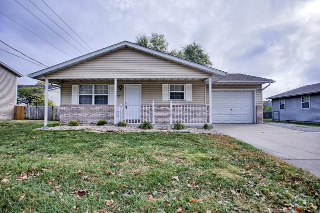 415 Riggin Road, Troy, IL 62294 (#20076223) :: Clarity Street Realty