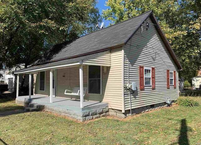 510 E Carter Street, MARION, IL 62959 (#20076226) :: Clarity Street Realty