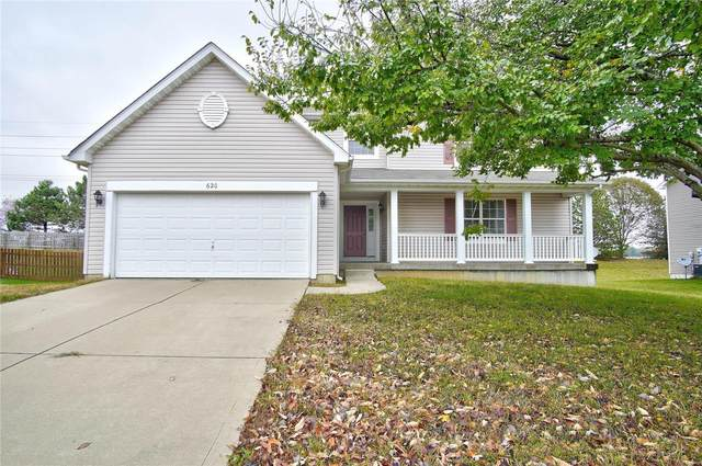 620 Royal Crest Way, O'Fallon, IL 62269 (#20076243) :: Clarity Street Realty