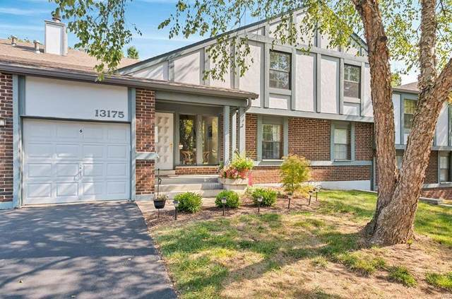 13175 Royal Pines Drive #6, St Louis, MO 63146 (#20076280) :: Clarity Street Realty