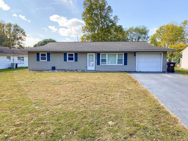 204 N Marion Street, BUNKER HILL, IL 62014 (#20076287) :: Clarity Street Realty