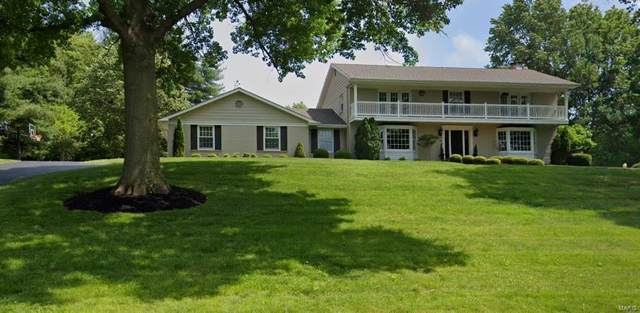 8 Forest Club, Chesterfield, MO 63005 (#20076295) :: RE/MAX Vision