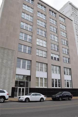 1511 Locust Street #302, St Louis, MO 63103 (#20076302) :: Matt Smith Real Estate Group