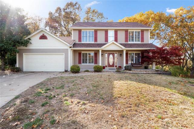 1509 Clayton Woods, Wildwood, MO 63011 (#20076312) :: The Becky O'Neill Power Home Selling Team
