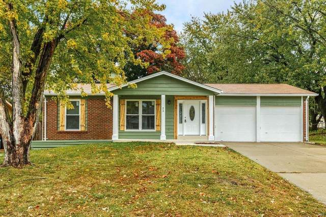 23 Debbie Drive, Saint Peters, MO 63376 (#20076321) :: St. Louis Finest Homes Realty Group