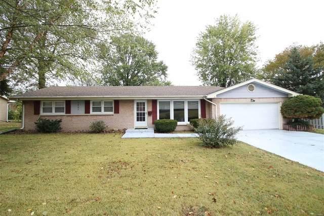4805 Wick Mor Drive, Alton, IL 62002 (#20076324) :: Matt Smith Real Estate Group