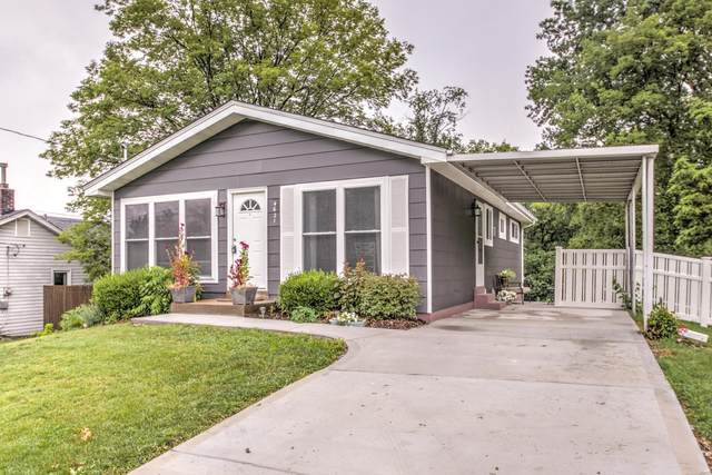 4621 Esther Ave, St Louis, MO 63125 (#20076367) :: RE/MAX Vision